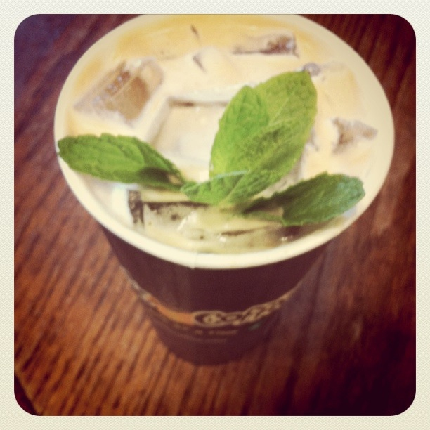 Mint Mojito from Philz Coffee