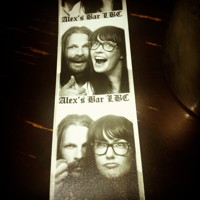 Alex's Bar Photo Booth