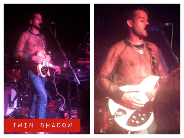 Twin Shadow at The Casbah